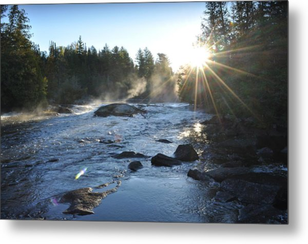 Morning Waterfall Photograph By Erin Clausen