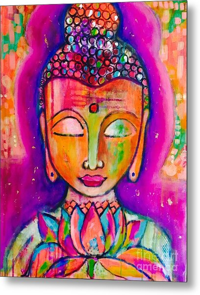 My Buddha  Metal Print