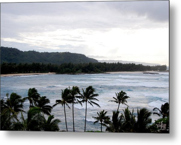 North Shore Metal Print by Thea Wolff