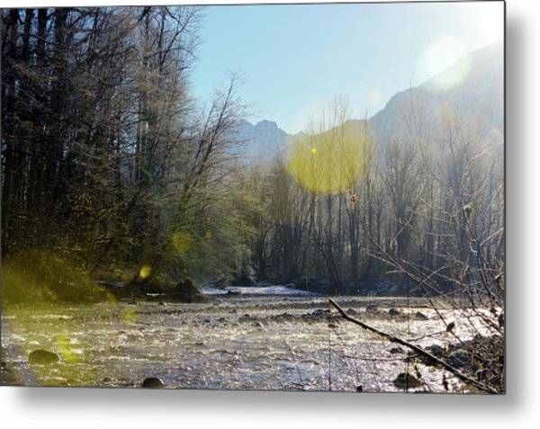 North Stilly Metal Print