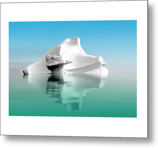 Not Without Life Metal Print