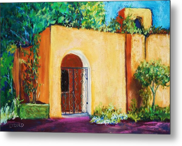 Old Mesilla Metal Print