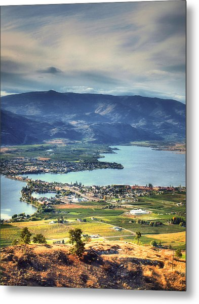 Osoyoos Lake 2 Metal Print