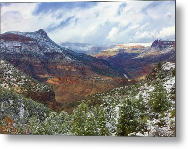 Our Other Grand Canyon Metal Print