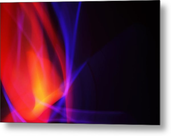 Painting With Light 5 Metal Print by Chris Rodenberg
