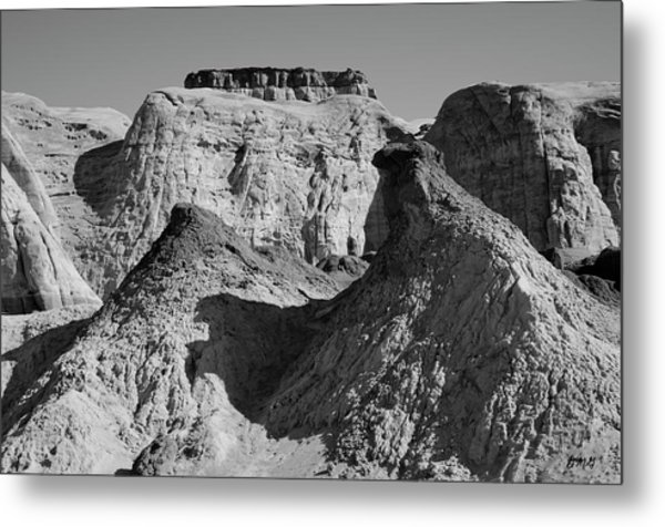 Paria Utah IIi Metal Print by Dave Gordon