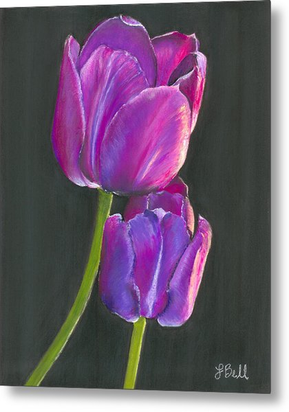 Passion  Metal Print by Laura Bell