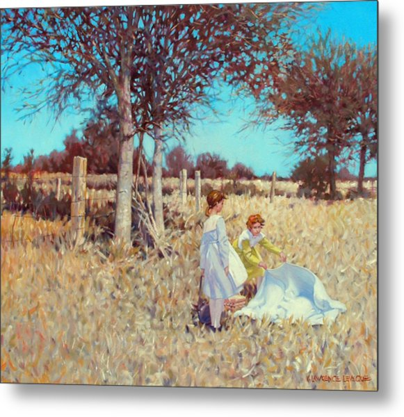 Patience And Promise Metal Print