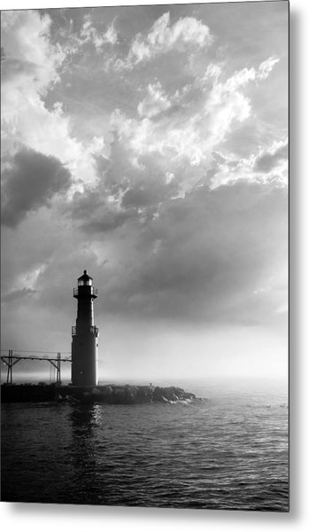 Point Of Inspiration Metal Print