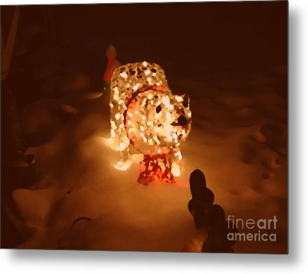 Polar Bear Metal Print by John  Bichler