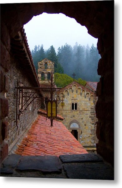 Portal To The Past Metal Print by Sarah Le Feber