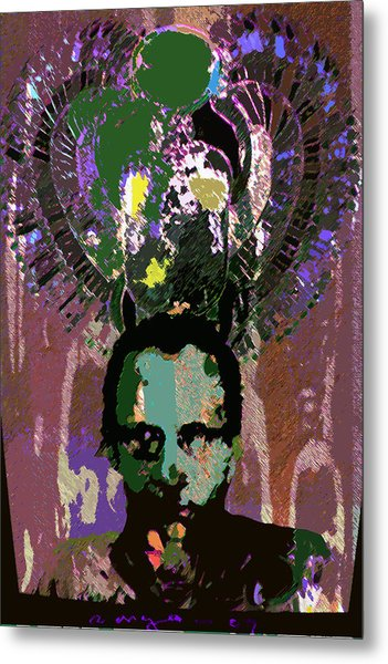 Prince Of The Nile 2 Metal Print by Noredin Morgan