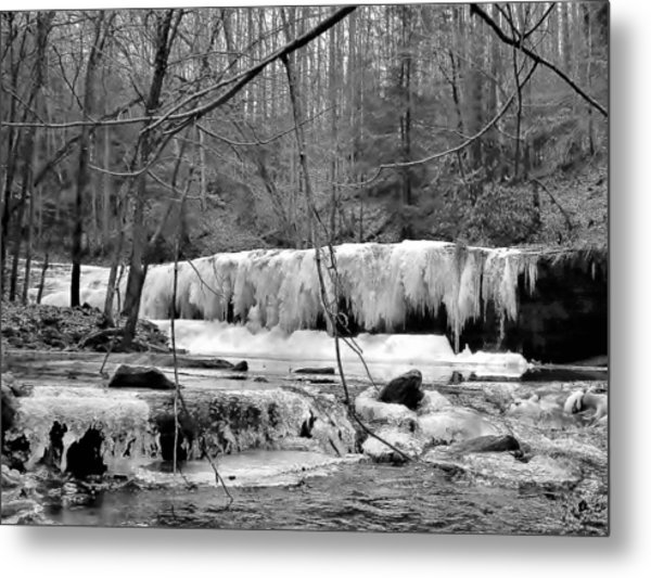 Princess Falls Metal Print