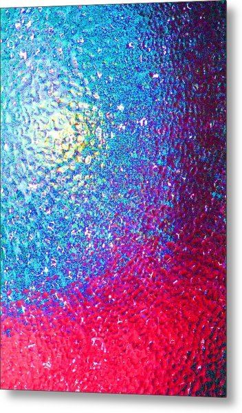 Rainbow Which Was Thought Up By Me Metal Print by Vadim Grabbe