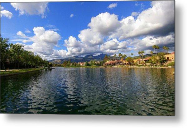 Rancho Santa Margarita Lake Metal Print
