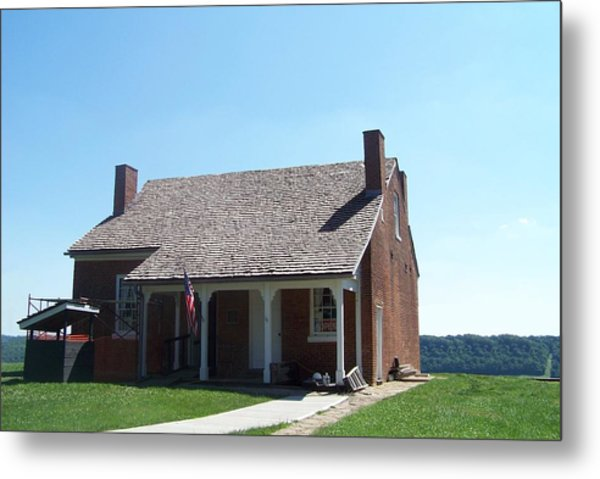 Rankin House Metal Print