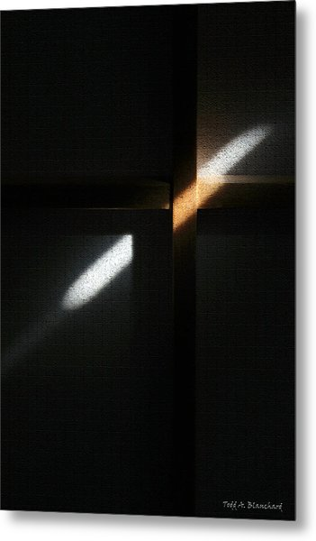 Ray Of Light Metal Print