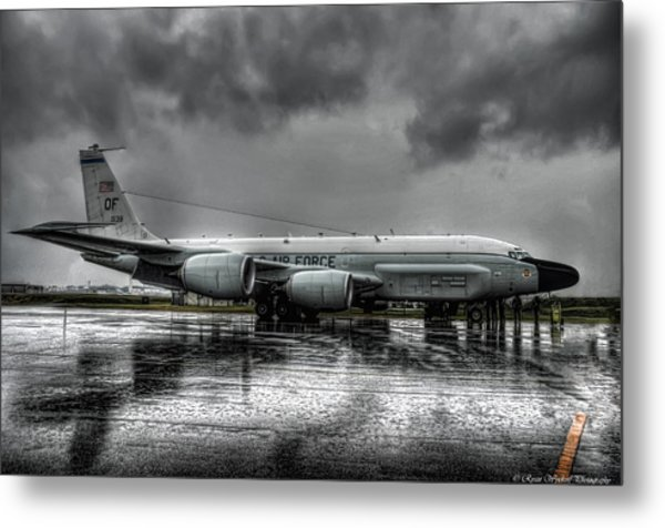 Rc-135vw Metal Print