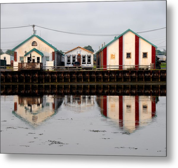 Reflection No 2 Metal Print