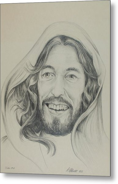 Resurrection Joy Metal Print
