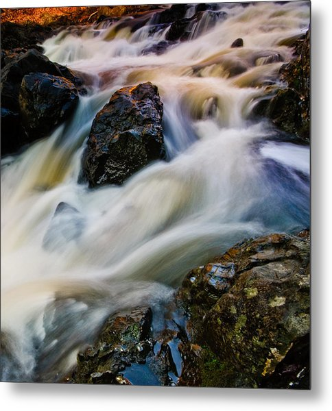 River Dance Metal Print