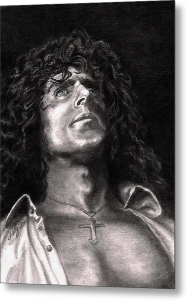 Roger Daltry Metal Print