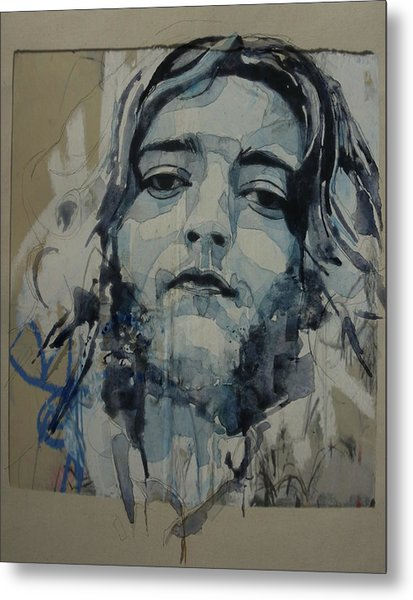 Rory Gallagher Metal Print