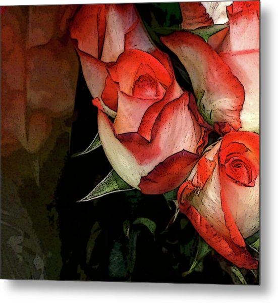Rose 5 Metal Print