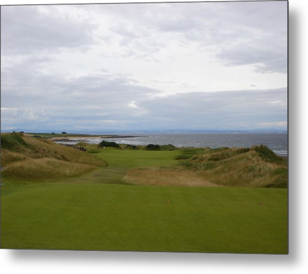 Royal Aberdeen Scotland Golf Metal Print