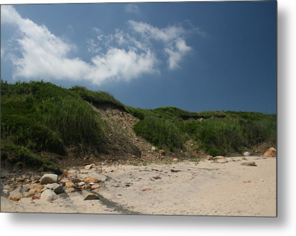 Sand Dunes I Metal Print by Jeff Porter