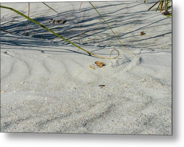 Sandscapes Metal Print