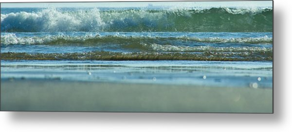Sea Power Metal Print