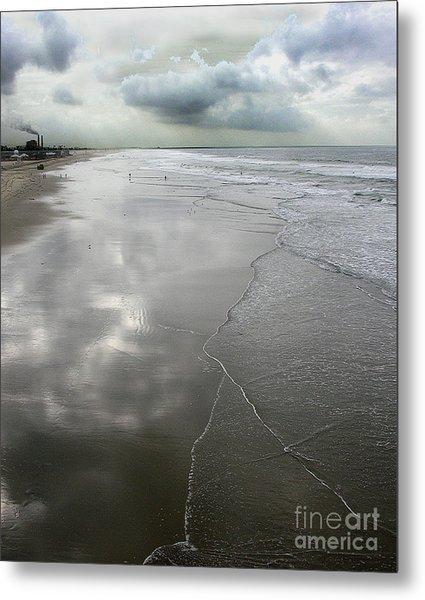 Seal Beach Morning Metal Print