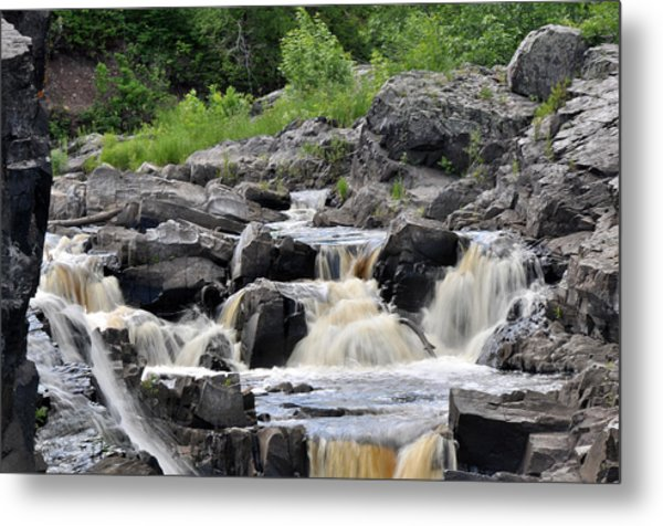 Serenity At Jay Cooke Metal Print by John Ricker