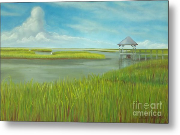 Serenity Metal Print by Lacey Wingard