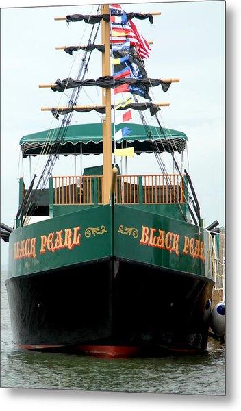 Ship 18 Metal Print by Joyce StJames