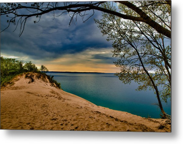 Sleeping Bear Dunes Metal Print
