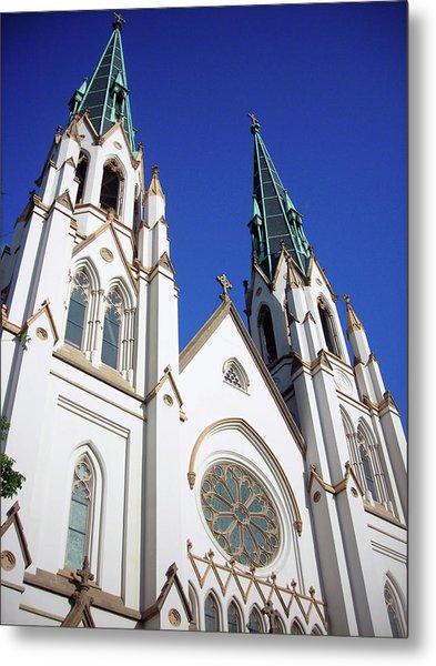 Southern Church Metal Print