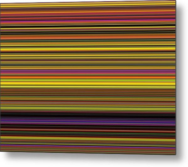 Spectra 10120 Metal Print by Chuck Landskroner