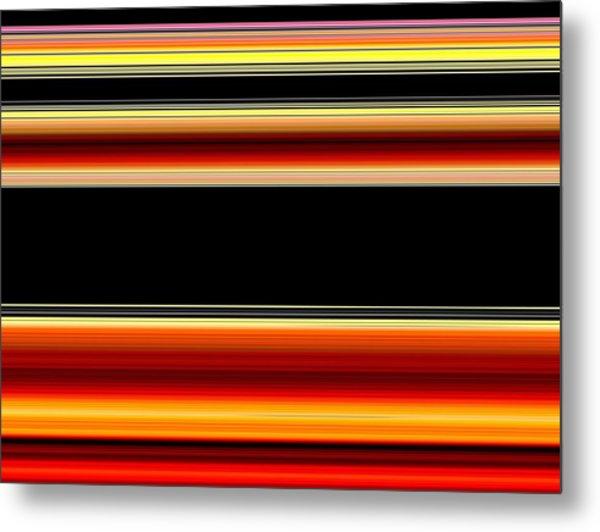Spectra 4 Metal Print by Chuck Landskroner