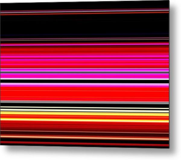 Spectra 898 Metal Print by Chuck Landskroner
