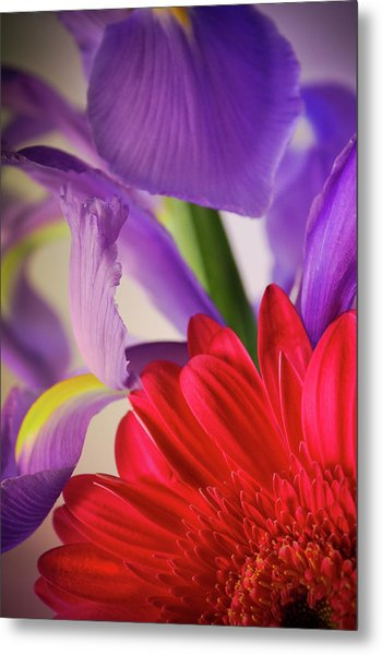 Spring Flowers 001 Metal Print