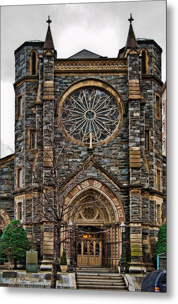 St. Patrick's Church Metal Print