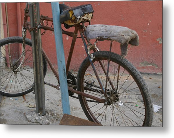 Still Rolling Metal Print by Don Prioleau