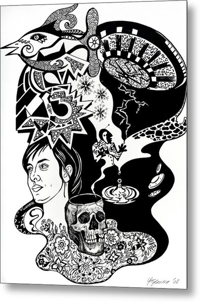 Story For Soli Metal Print