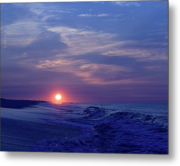 Summer Sunrise I I Metal Print
