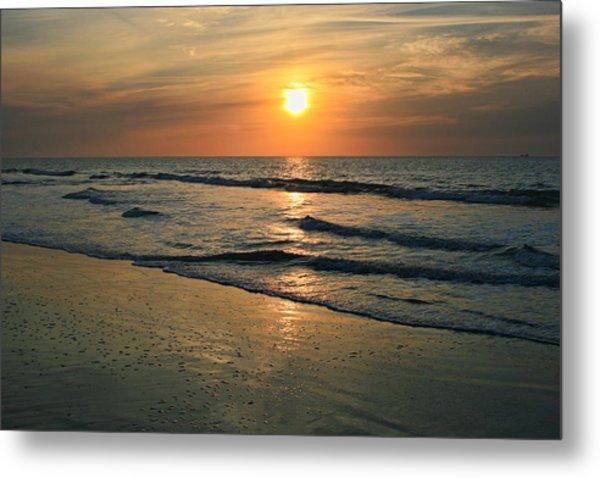 Sunrise Myrtle Beach Metal Print