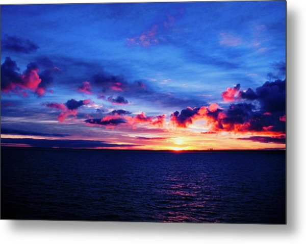 Sunrise Over Western Australia I I I Metal Print