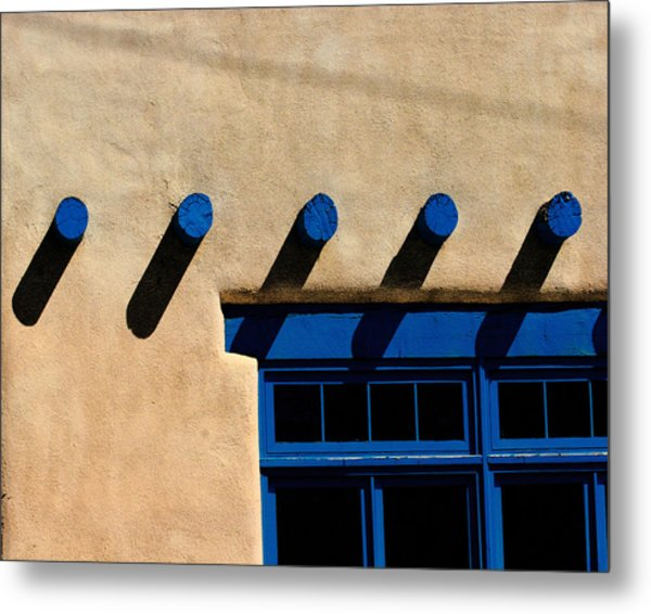 Taos Afternoon Metal Print