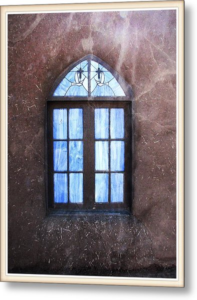 Taos, There's Something In The Light 4 Metal Print